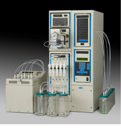 Automated Solid Phase Extraction And Direct To Vial