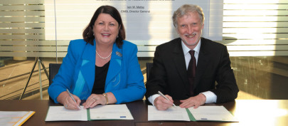 European Commission and EMBL Renew Cooperation