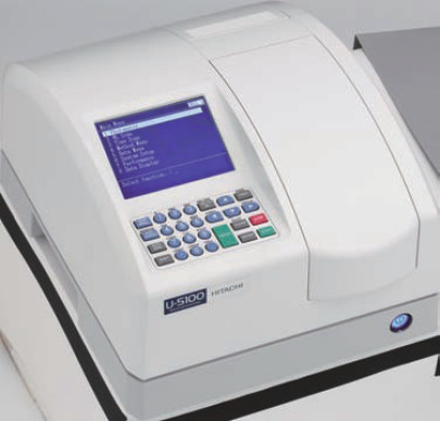 U-5100 Ratio Beam Spectrophotometer UV/VIS