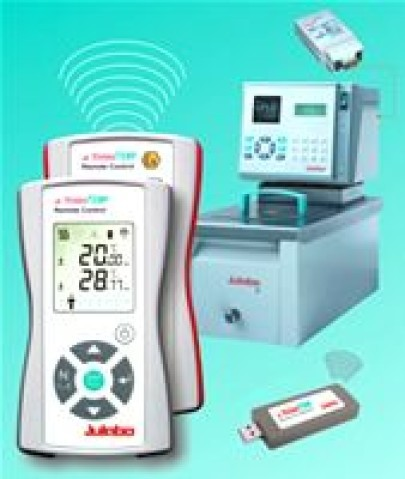 New: Wireless Monitoring and Control of Julabo Instruments