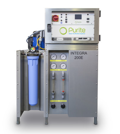 Laboratories Benefit from new 'Plug and Play' Water Purification System