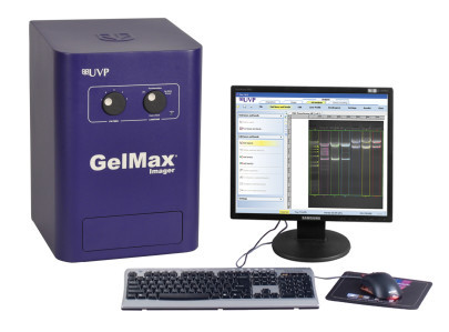 Imaging Fluorescent Sprint Next Gels With The Gelmax