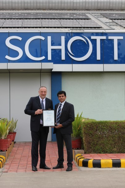 Schott Achieves GMP Certification for all Pharmaceutical Tubing Sites