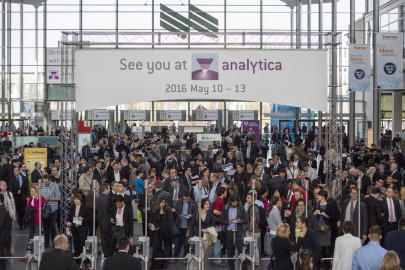analytica 2016 - More International Exhibitors Than Ever
