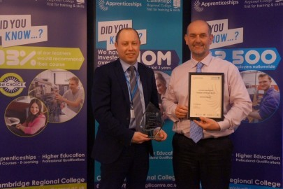 SSB Wins STEM Apprenticeship and Employer Awards