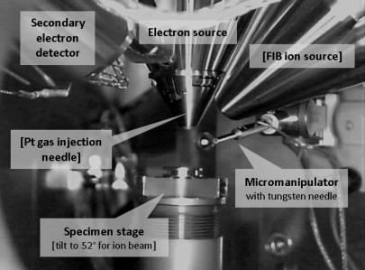 Report on the Application of Micromanipulators and SEMGlu to Study Materials from the Nuclear Power Plant Accident at Fukushima