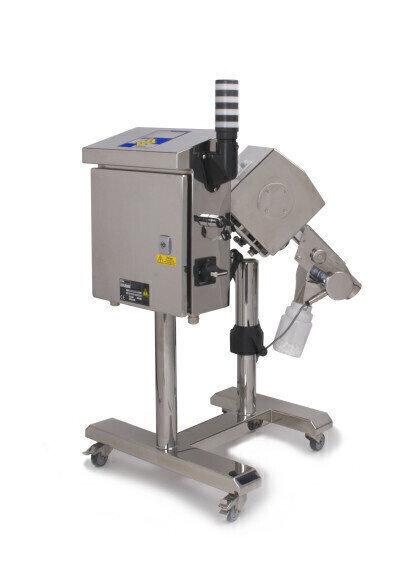 Enhanced Pharmaceutical Metal Detector For Improved