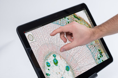 New Digital Microscope and Scanner Introduced