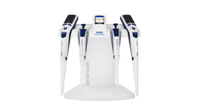 Launch Of The World S First Intelligent Pipette Stand