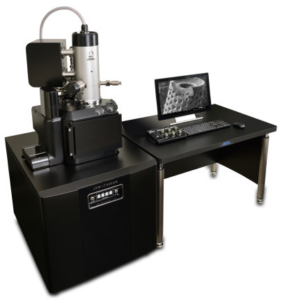 New SEM Provides Ultrahigh Resolution Imaging of Large Samples in their Native State