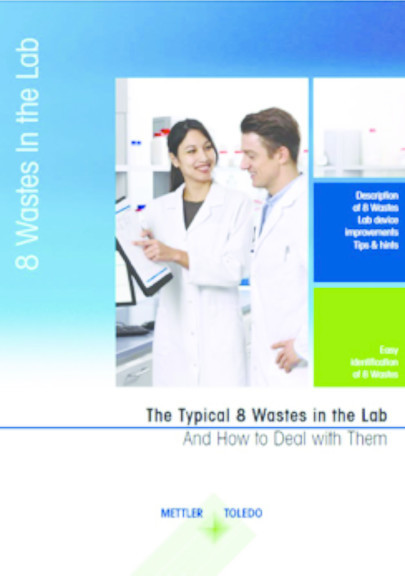 New '8 Wastes' Lean Lab Guide Optimises Laboratory Workflows