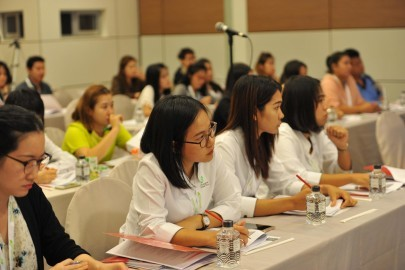 Interesting Courses and Knowledge Seminars at Thailand LAB INTERNATIONAL