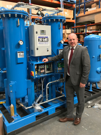 New National Distribution Manager for Hi-line Industries