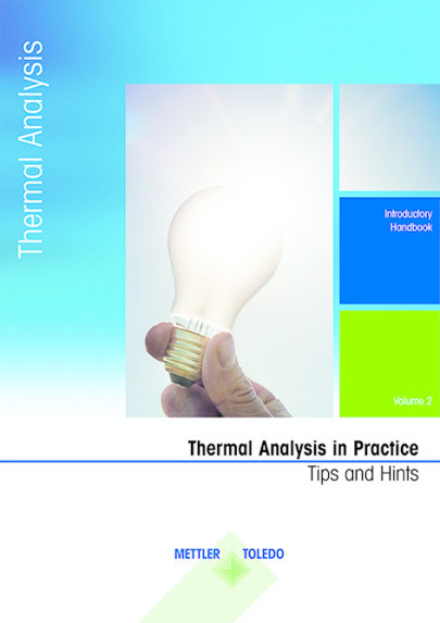 Hints and Tips Handbook for Thermal Analysis