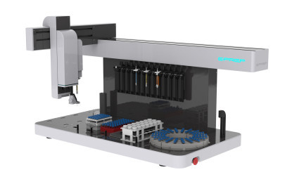 Eprep Launches 'Game Changer' with a New Sample Preparation Workstation