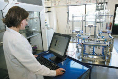 CPI engineers a Corning Micro-Reactor Test Facility