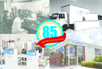 Labcold – serving science for 85 years