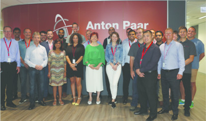 Anton Paar Opens New Offices in Australia and New Zealand