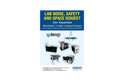 Want Less Noise and More Space in Your Lab?