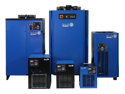 Enhanced Air Dryer Range Offers complete Reliability and Lowest Running Costs