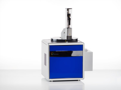Versatile Instrument for the Temperature-Dependent Differentiation of Carbon in Solids Showcasing at analytica 2018