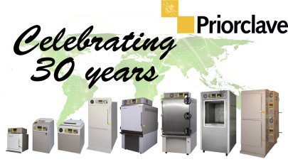 Priorclave Celebrates 30 Year Anniversary