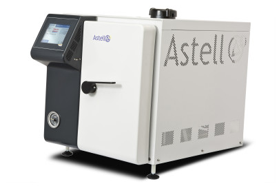 Astell Scientific to showcase 'self-contained' autoclave range at ACHEMA 2018