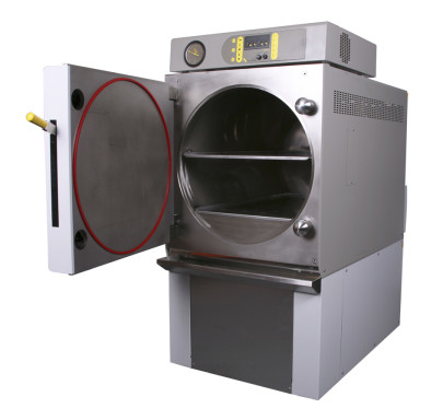 Front-loading Autoclave Lowers Sterilisation Costs