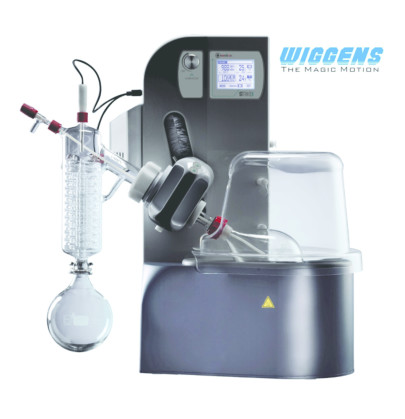 Compact Safety Rotary Evaporator Introduced