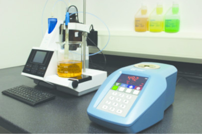 Handheld and Benchtop Instrumentation for Laboratory Testing