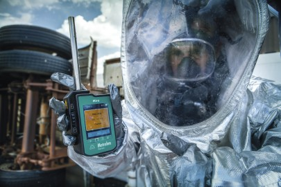 Mira DS – New handheld material identification system makes the job of first responders safer and easier