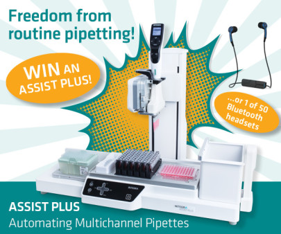Competition Offering Pipetting Robot Prize Announced