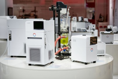 New Device Design and Temperature Control Technology Connectivity Focuses Visitor Interest at ACHEMA 2018