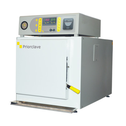 Latest H60 Benchtop Autoclave has Larger Chamber