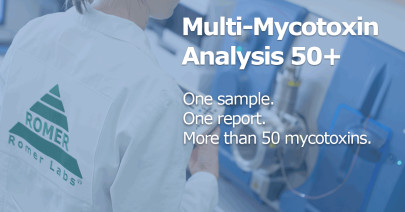 Romer Labs<sup>®</sup> Introduces Multi-Mycotoxin Analysis 50+