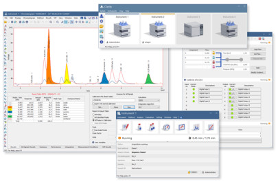 Clarity Chromatography Software Version 8.0 with Major Changes