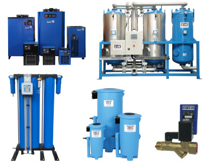 Selecting Compressed Air Purification to ISO Quality Standards