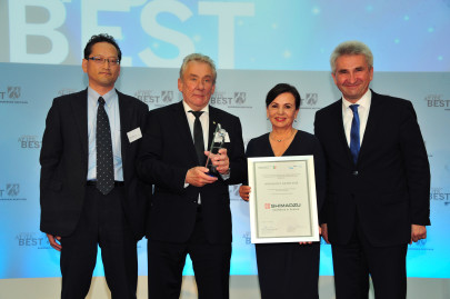 Shimadzu Receives NRW.INVEST Award 2018