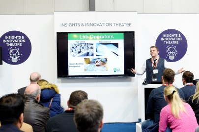 CPD-certified Conference Programme for Lab Innovations 2018