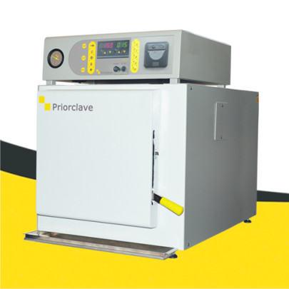 Front Loading Benchtop Autoclave with Larger Chamber
