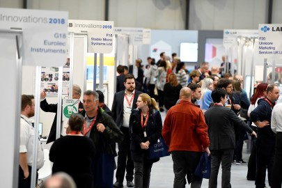 Lab Innovations 2018 Confirmed a Major Hit by Visitors, Exhibitors and Speakers