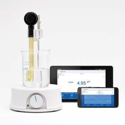 HALO® - Wireless pH Meters from Hanna
