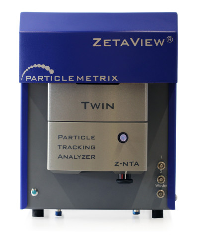 Next Generation Twin Laser NTA System to Improve the Study of Extracellular Vesicles and other Nanoparticles Announced