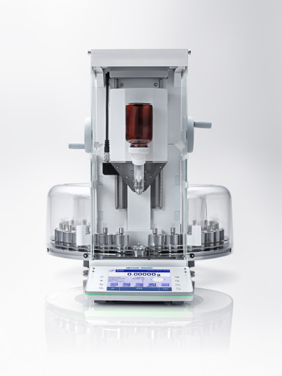 Automated Powder Dispensing for High-Throughput Experimentation (HTE)