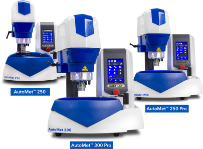 Grinder-Polishers for Demanding Laboratory Applications and High-Volume Environments
