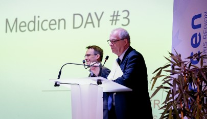 Health Cluster Outlines Strategy at Medicen Day