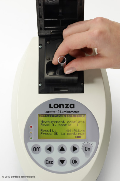 New Luminometer Designed to Accelerate and Simplify Mycoplasma Testing Announced