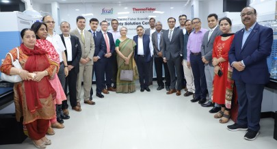 Thermo Fisher Scientific Opens Food Safety Customer Solution Centre in India