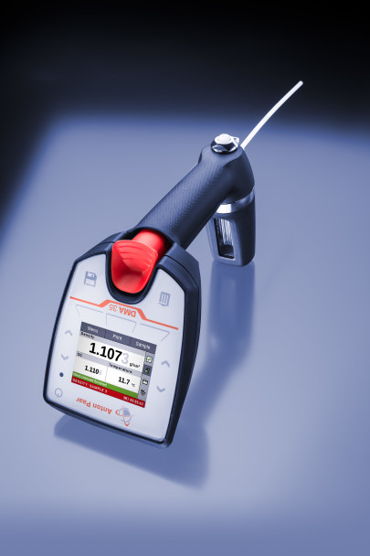 New Portable Density Meter Simplifies On-site Density Measurement