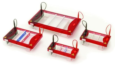 New Horizontal and Vertical Gel Electrophoresis Equipment Produces Perfect Gels